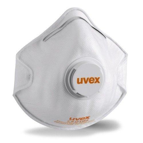 uvex silv-Air 2210 Atemschutzmaske - FFP 2