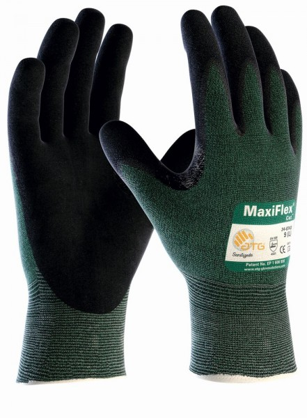 aTG MAXIFLEX Cut Schnittschutz-Strickhandschuhe