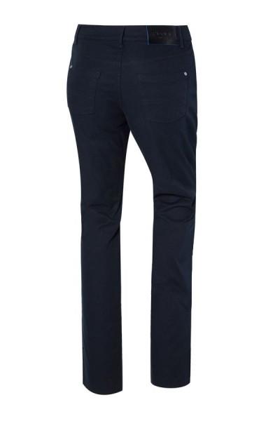 Pionier Workwear Denim Stretch Gabardine Jeans marine hinten
