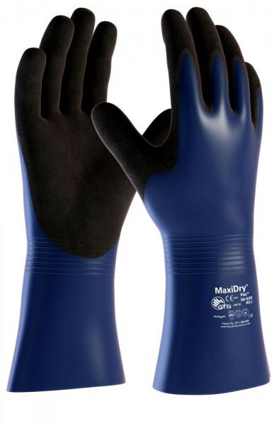 aTG MAXIDRY Plus Chemikalienschutzhandschuhe