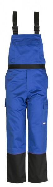 Planam Weld Shield Latzhose kornblau/schwarz
