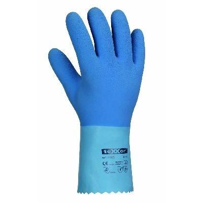 texxor Naturlatex-Handschuhe topline gerauht
