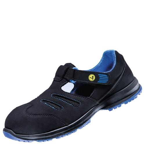 ATLAS GX 350 Black 2.0 ESD S1 Sicherheitsschuhe Sandale