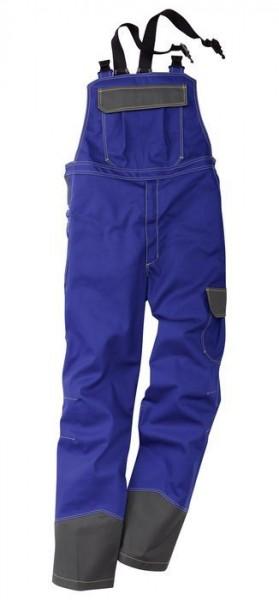 Kübler Latzhose Multinorm Safety X6-Dress Form 3780 kornblau/anthrazit