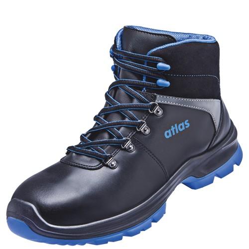 ATLAS SL 84 blue ESD Sicherheitshochschuhe Stiefel S2