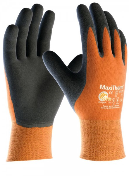 aTG MAXITHERM Acryl-Polyester-Grobstrick-Handschuhe