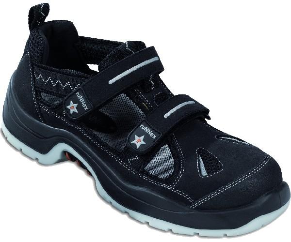 Runnex TeamStar 5106 S1 Sicherheitsschuhe Sandale