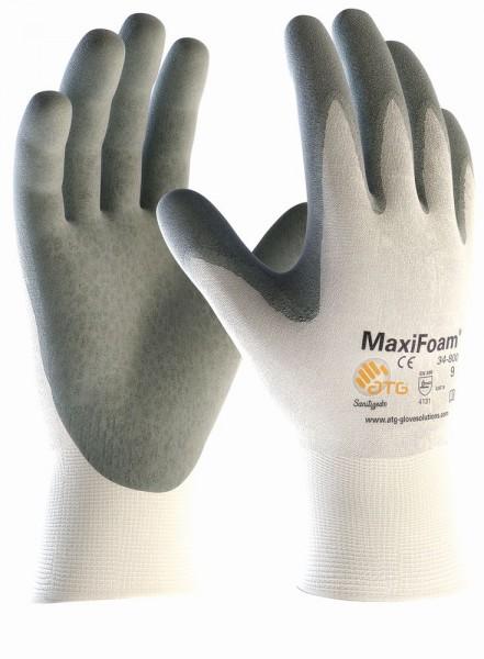 aTG MAXIFOAM Nylon-Strickhandschuhe