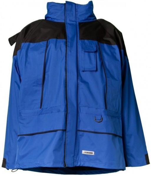 Planam Twister Jacke blau/schwarz