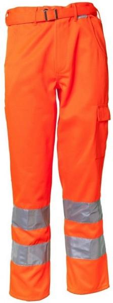Planam Warnschutz Bundhose Uni orange
