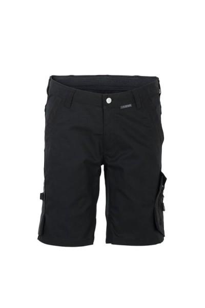Planam Herren Shorts Norit schwarz/schwarz