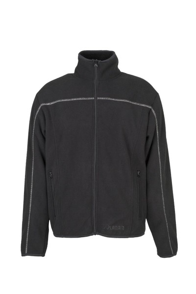 Planam Inuit Fleece Jacke schwarz