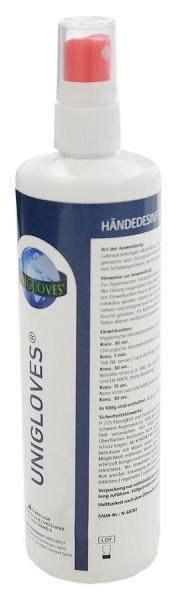 Unigloves Händedesinfektion 250 ml