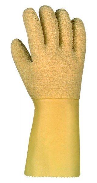 texxor Universalhandschuhe Latex Vollbeschichtet 2204