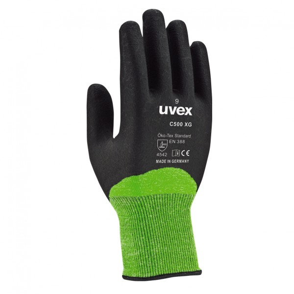 Uvex C500 XG Schnittschutzhandschuhe