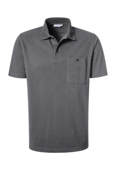 Pionier Workwear Polos, Shirts + Knitwear Poloshirt 1/2 Arm grau