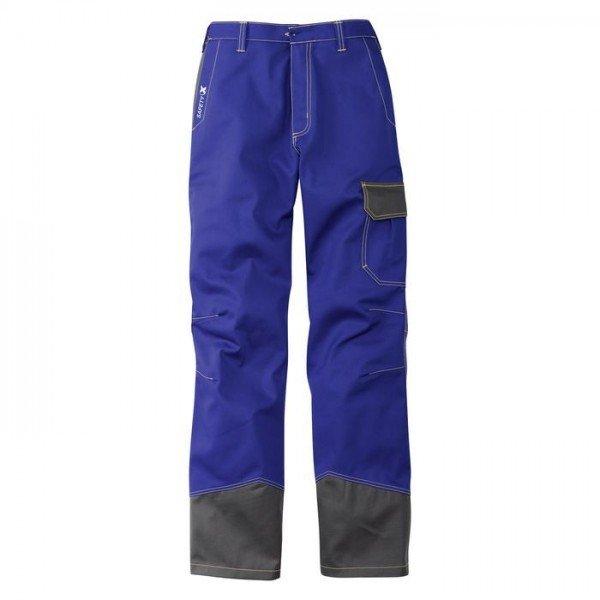 Kübler Hose Multinorm Safety X6-Dress Form 2781 kornblau/anthrazit