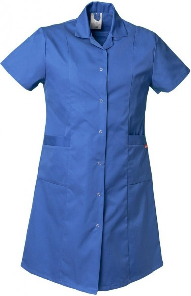 Planam Damen-Berufsmantel (1/4 Arm) kornblau