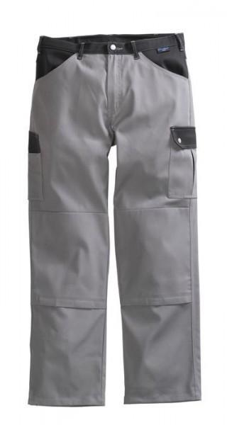 Pionier Bundhose Top Comfort Stretch grau/schwarz