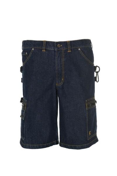 Planam Dark Demin Shorts
