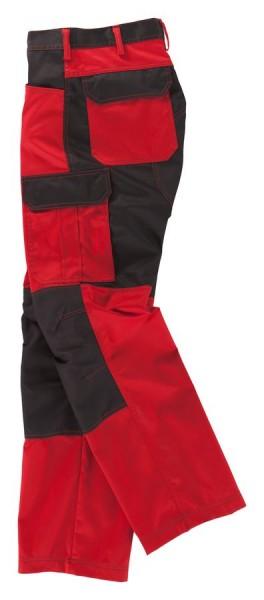 BEB Bundhose Premium rot/schwarz