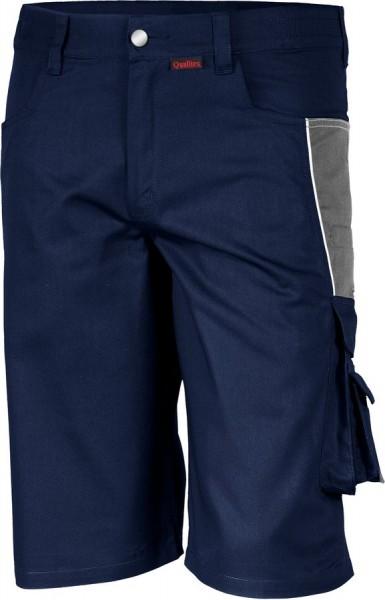 Qualitex Pro MG 245 2F Shorts zum Sonderpreis marine/grau