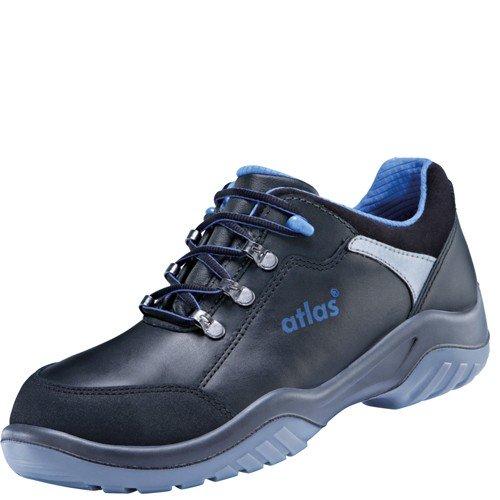 ATLAS ERGO-MED 460 ESD blueline Sicherheitshalbschuhe S2