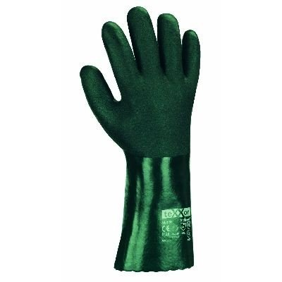texxor Chemikalienschutz-Handschuhe topline 27 lang mit Jersey Futter