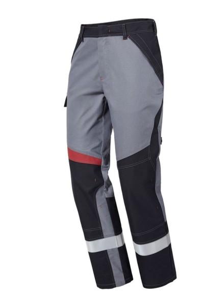Pionier Performer light Bundhose schwarz/grau