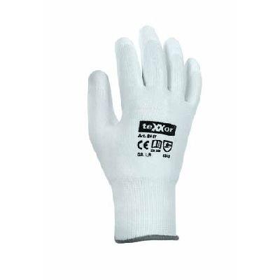 texxor Dyneema-Strickhandschuhe mit PU-Beschichtung