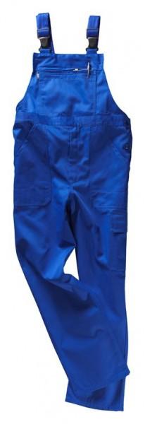 BEB Latzhose Basic 320 g/m² kornblau