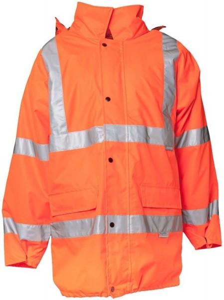 Planam Warnschutz Parka Uni orange