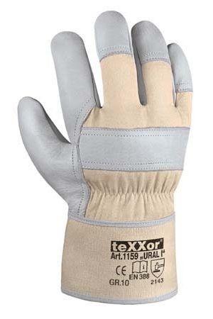 texxor URAL I Rindvollleder-Handschuhe