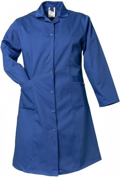 Planam Damen-Berufsmantel (1/1 Arm) Baumwolle kornblau