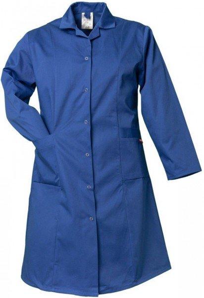 Planam Damen-Berufsmantel (1/1 Arm) kornblau