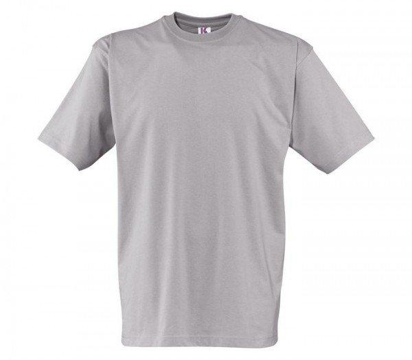 Kübler Shirt-Dress Shirt Form 5406 mittelgrau
