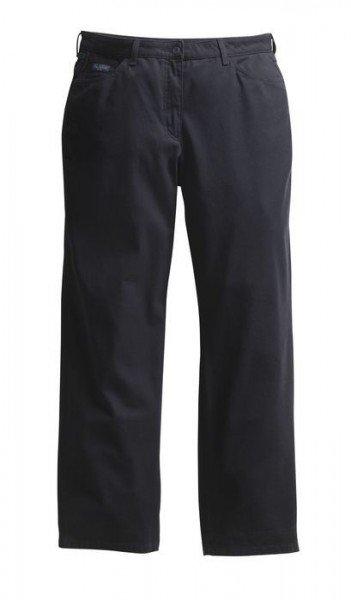 Pionier  Gabardine Jeans Damen Stretch marine