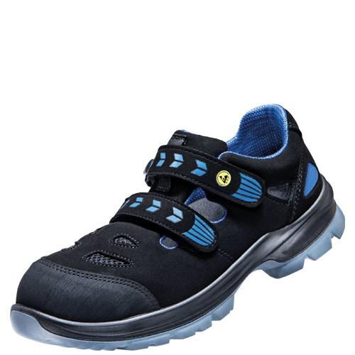 ATLAS ERGO-MED 360 2.0 blueline ESD S1 Sicherheitsschuhe Sandale