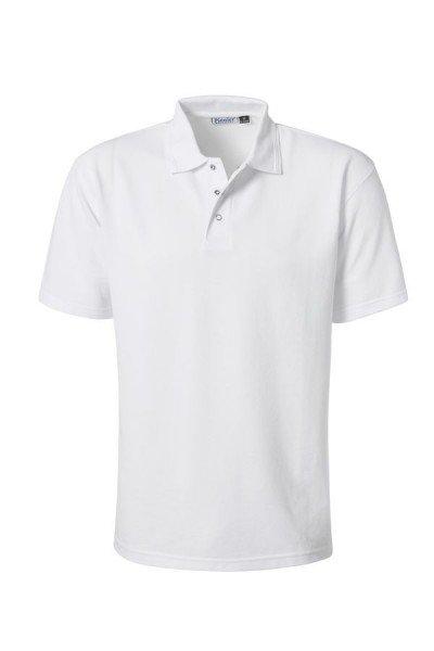 Pionier HACCP Poloshirt 1/2 Arm weiß
