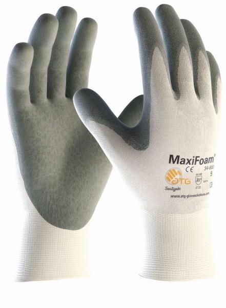 aTG MAXIFOAM XCL Nylon-Strickhandschuhe