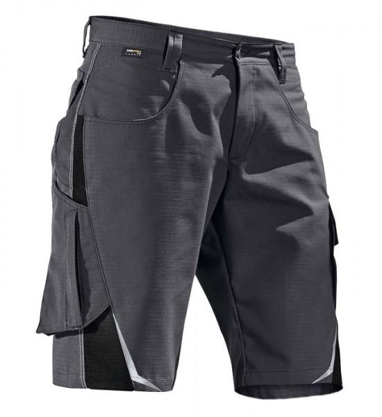 Kübler Bermuda Shorts Pulsschlag Form 2524 anthrazit/schwarz
