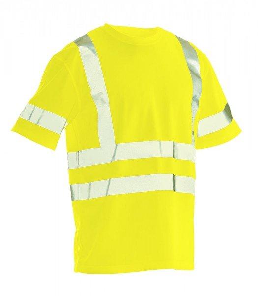 Jobman Warnschutz T-Shirt Spun Dye 5582