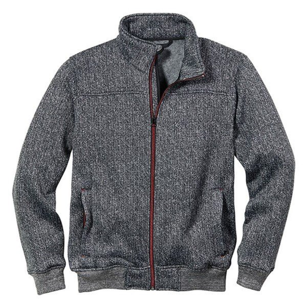 HD Concept Strickjacke Gray