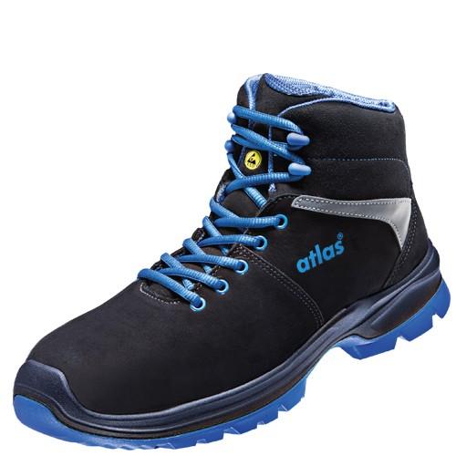 ATLAS SL 80 2.0 blue ESD S2 Sicherheitshochschuhe Stiefel