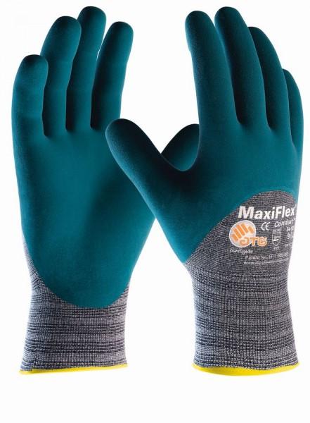aTG MAXIFLEX Comfort Baumwoll-/Nylon-Strickhandschuhe