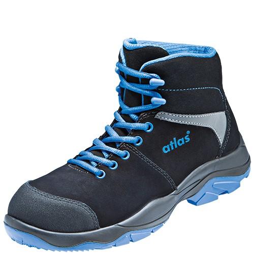 ATLAS SL 80 blue ESD S2 Sicherheitshochschuhe Stiefel
