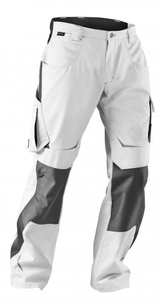 Kübler Hose High Pulsschlag Form 2324 weiß/anthrazit