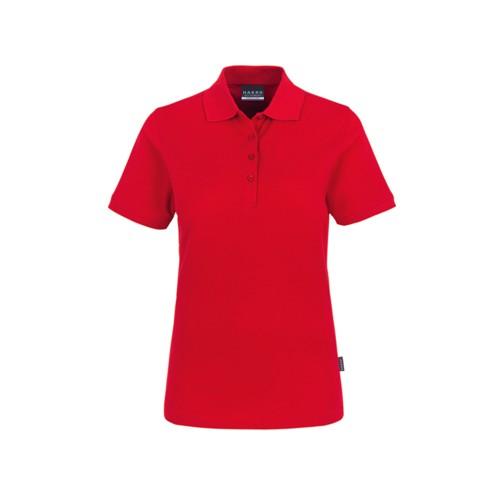 Hakro Women-Poloshirt Classic zum Sonderpreis rot