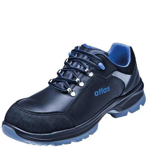 ATLAS ERGO-MED 460 2.0 ESD blueline S2 Sicherheitshalbschuhe