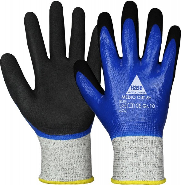 Hase Medio Cut 5+ Schnittschutzhandschuhe